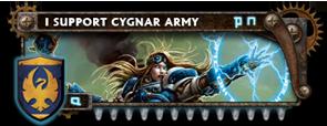 Iron Fang Kovnik BannerMKII_Cygnar_haley
