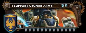 BANNER Warmahordes BannerMKII_cygnar_darius