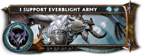 D&D 4th Edition BannerMKII_everblight_targosh