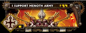 BANNER Warmahordes BannerMKII_menoth_feora