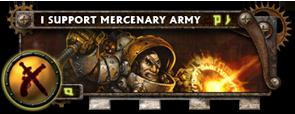BANNER Warmahordes BannerMKII_merc_durgen