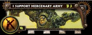 BANNER Warmahordes BannerMKII_merc_gorten