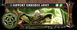 BANNER Warmahordes BannerMKII_orboros_kruger