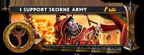 BANNER Warmahordes BannerMKII_skorne_hexeris